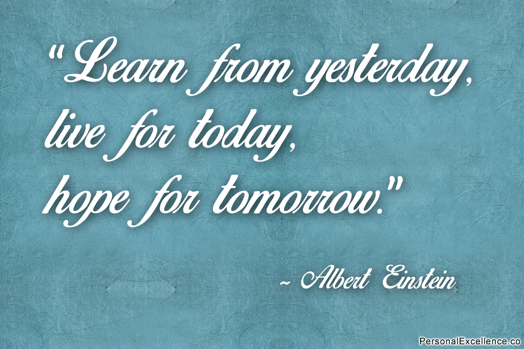 inspirational quotes about tomorrow quotesgram