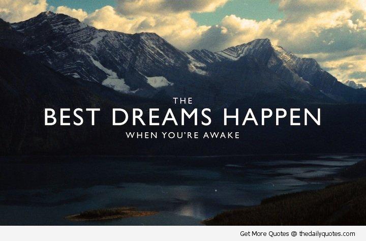 можем цитаты на английском про мечты личному опыту скажу