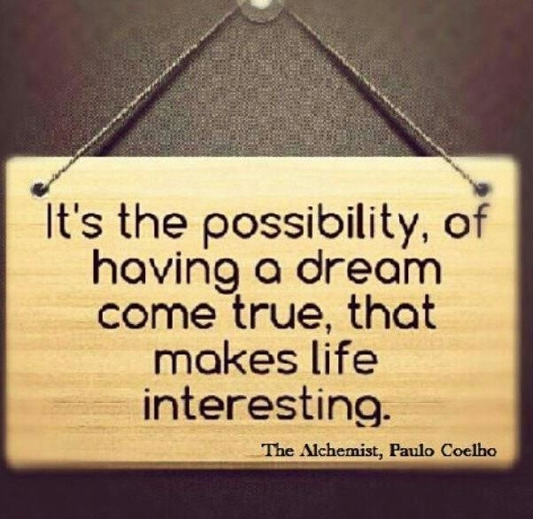Paulo Coelho Quotes Life Lessons: Paulo Coelho Quotes About Dreams. QuotesGram