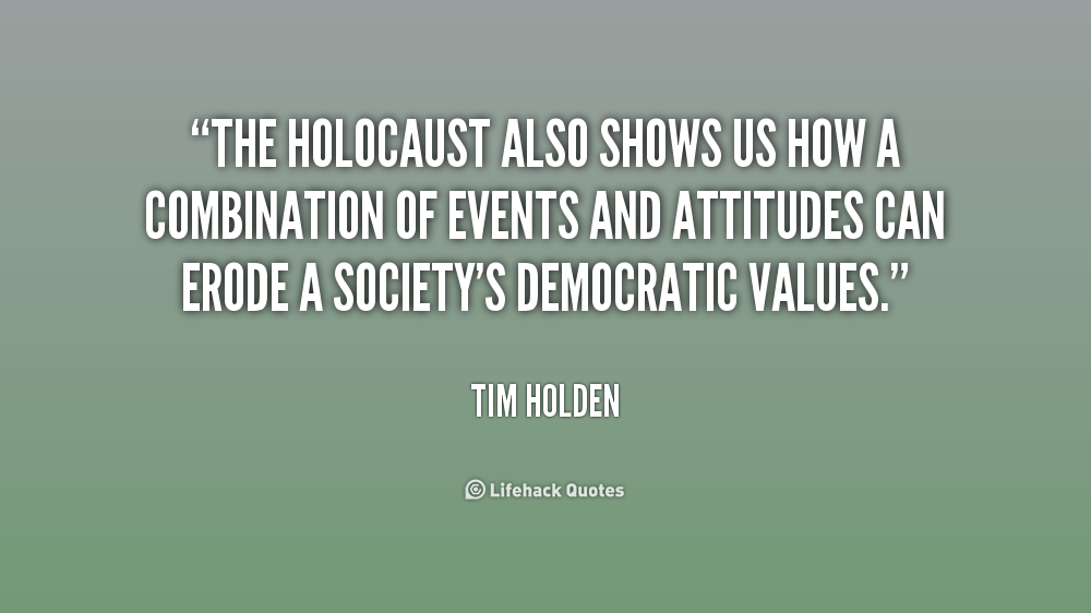 Quotes From Holocaust Jews Quotesgram