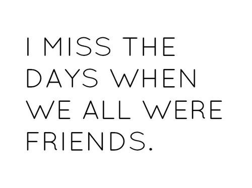 Friendship Quotes Tumblr Sad : Sad friendship quotes quotesgram