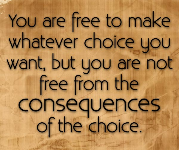 Make Wise Choices Quotes. QuotesGram