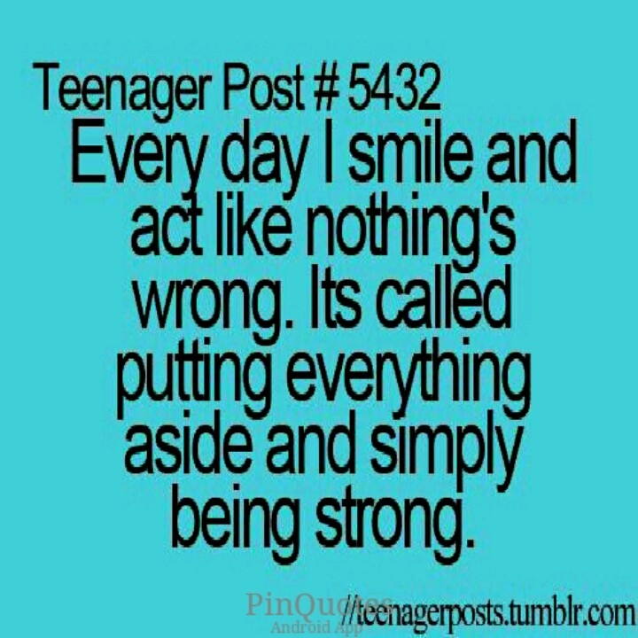 Rhyming Life Quotes: Smile Everyday Quotes. QuotesGram