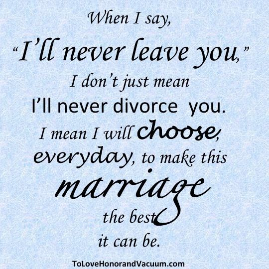 Quotes About Leaving A Marriage. QuotesGram