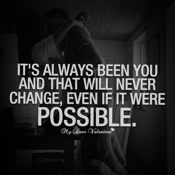 I Love You Quotes: Its Always Been You Quotes. QuotesGram