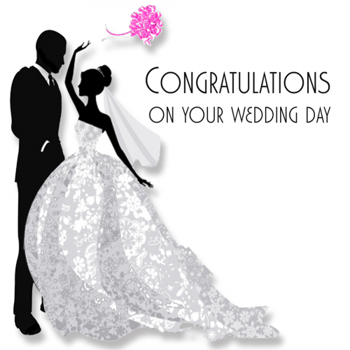 Congrats On Your Wedding: Congratulations On Your Wedding Day Quotes. QuotesGram