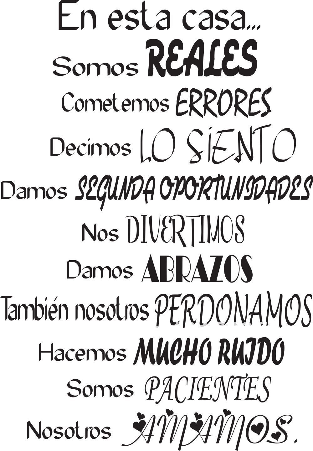 Spanish Quotes Sayings Cute Heart: Family Quotes In Spanish. QuotesGram