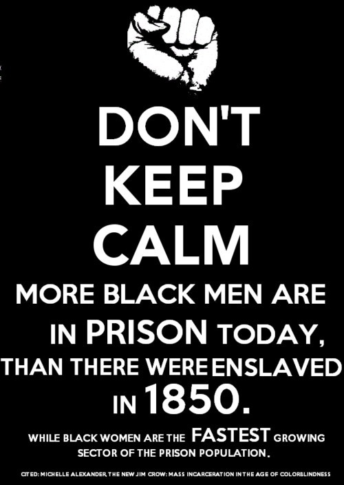 black men in the prison system essay