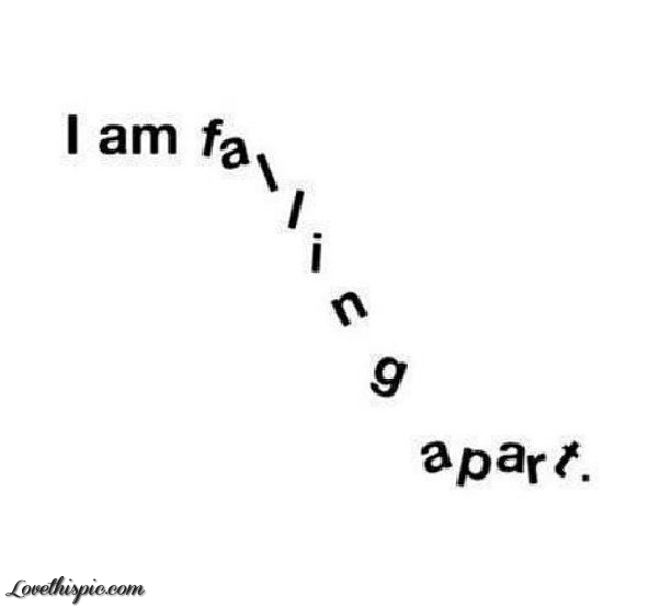 Falling Apart: Im Falling For You Quotes. QuotesGram