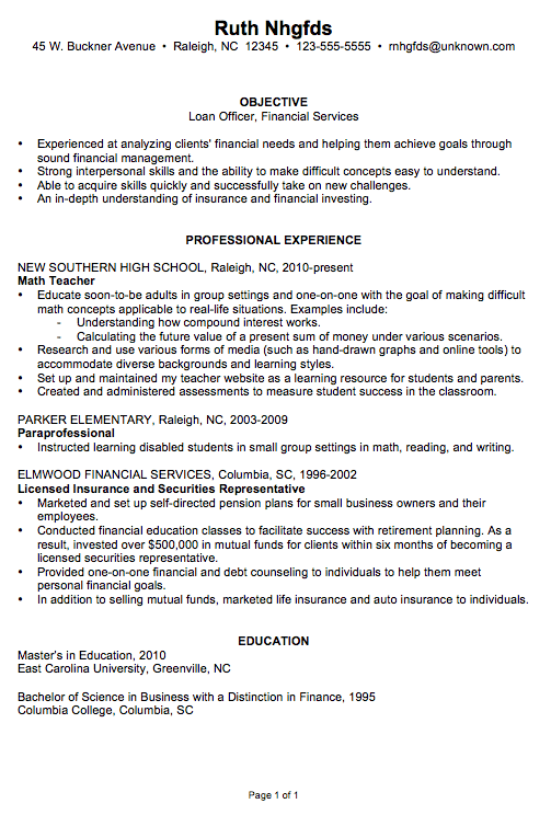 best loan officer resume exle archives
