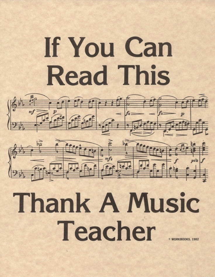 Thank You Music Quotes Quotesgram