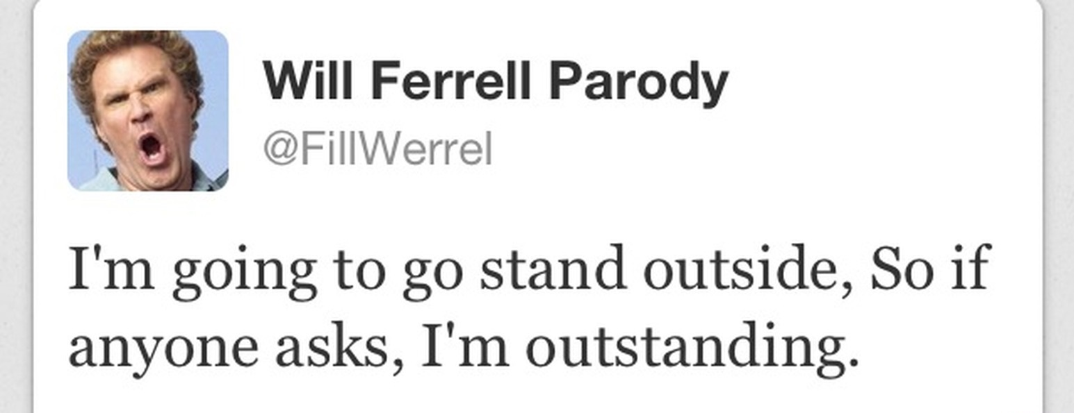 Famous will ferrell movie quotes