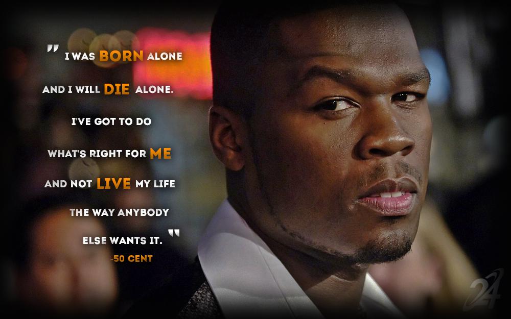 50 Cent Quotes. QuotesGram