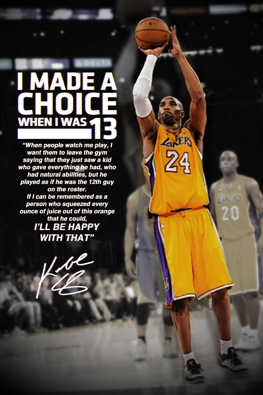 Kobe Bryant Inspirational Quotes. QuotesGram