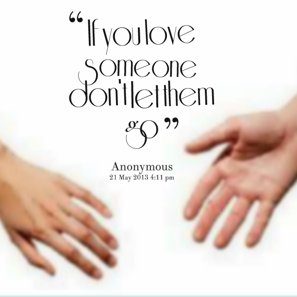 how to let go of someone you love pdf