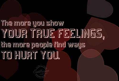 Quotes About Being Hurt: Funny Quotes About Hurt Feelings. QuotesGram