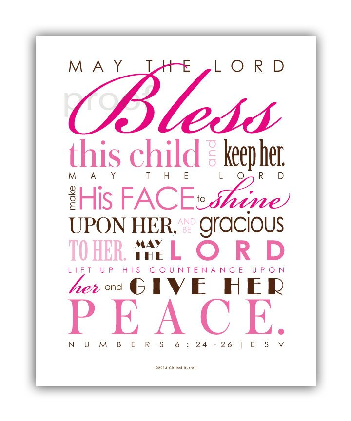 Blessing Quotes Bible: Baby Blessing Quotes Bible. QuotesGram
