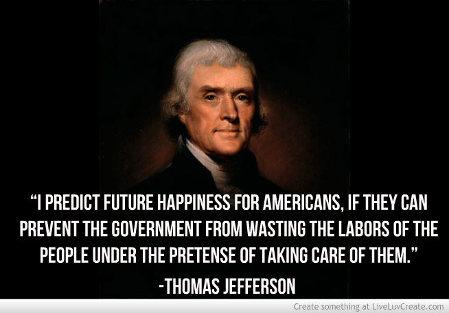 the things that thomas jefferson can be remembered for in the american history Thomas jefferson was a remarkable man – perhaps the most remarkable in all american history had jefferson favored a larger monument, it might also have noted that he was governor of virginia, ambassador to france, secretary of state , vice president, and president of the united states but merely.