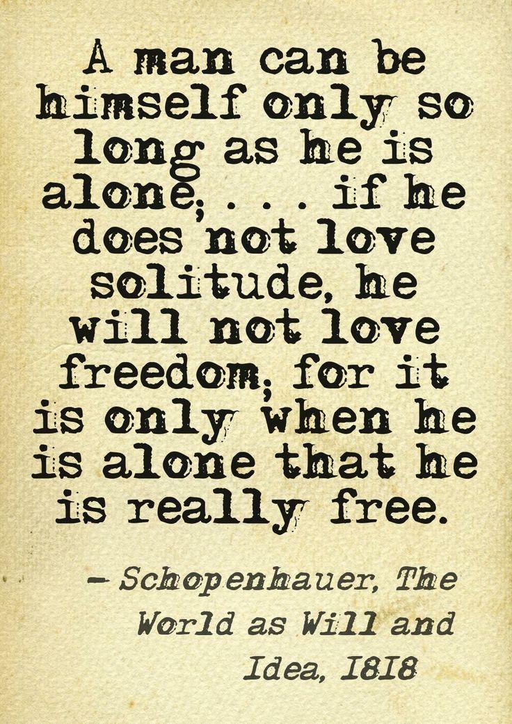 Schopenhauer Quotes Animals Quotesgram