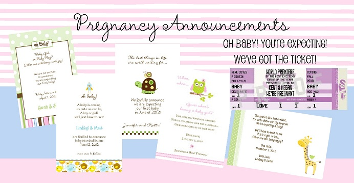 Expecting Announcements Related Keywords Suggestions Expecting – Expecting a Baby Announcement Cards