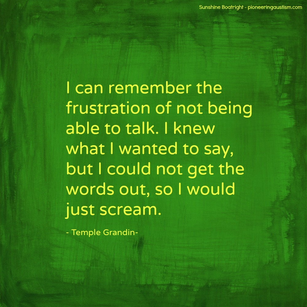Quotes And Sayings: Temple Grandin Quotes. QuotesGram