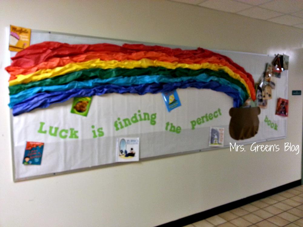 Rainbow Bulletin Board Quotes Quotesgram