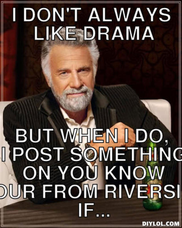 Dont Like Drama Quotes Quotesgram