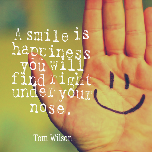 Quotes About Smiling: Smile Quotes For Girls. QuotesGram