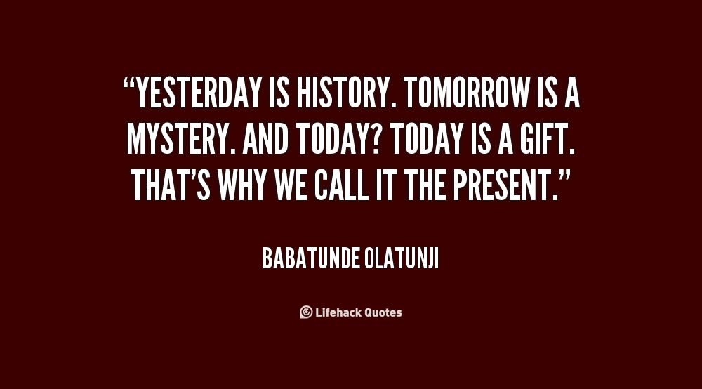 Tomorrow Is A New Day Quotes Quotesgram: Quotes About Yesterday. QuotesGram