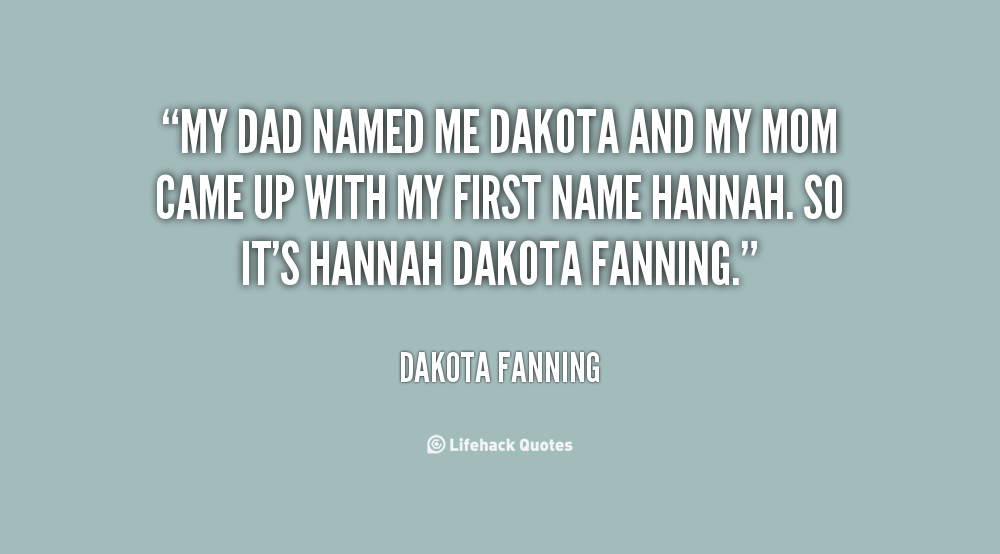 Quotes About The Name Hannah. QuotesGram