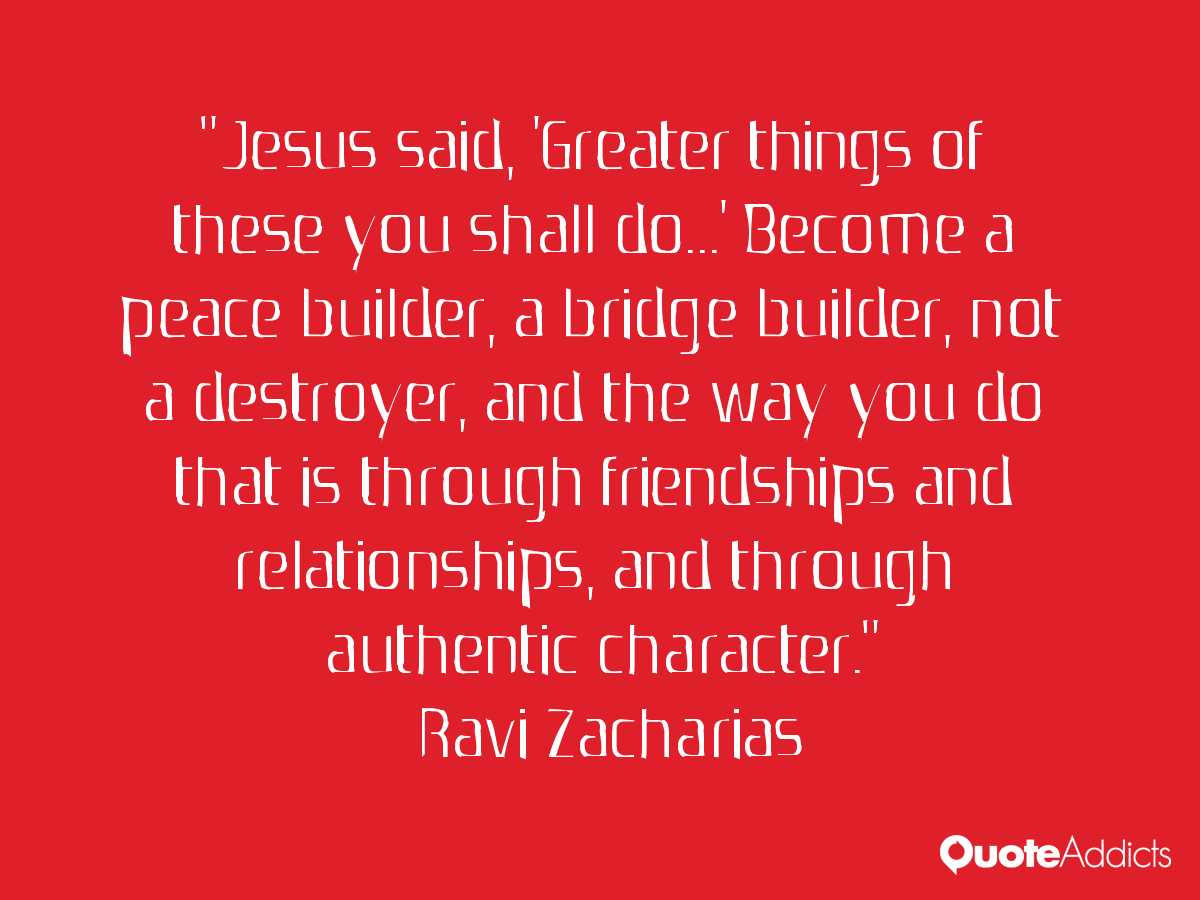 On And Off Relationship Quotes Quotesgram: Ravi Zacharias Quotes On Relationships. QuotesGram