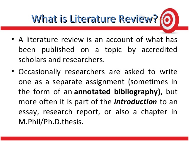 write an introductory essay for your literary scrapbook