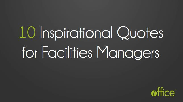 how to become a facilities manager