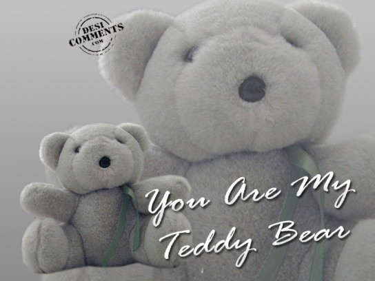 Love Quotes With Teddy Bear Images: My Teddy Bear Quotes. QuotesGram