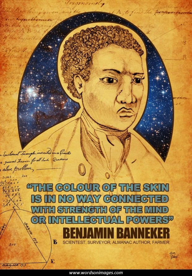 An introduction to the life of benjamin banneker