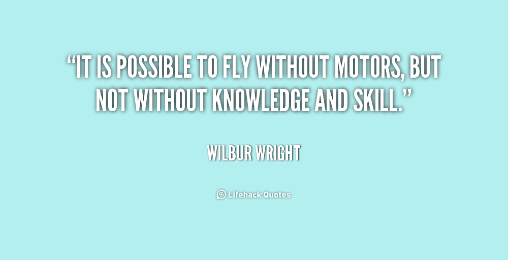Wright Brothers Quotes Quotesgram