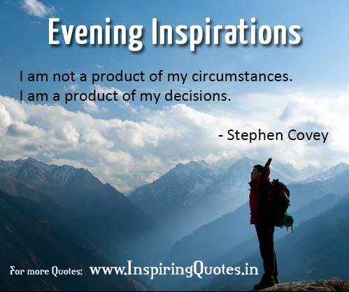 Evening Inspirational Quotes. QuotesGram