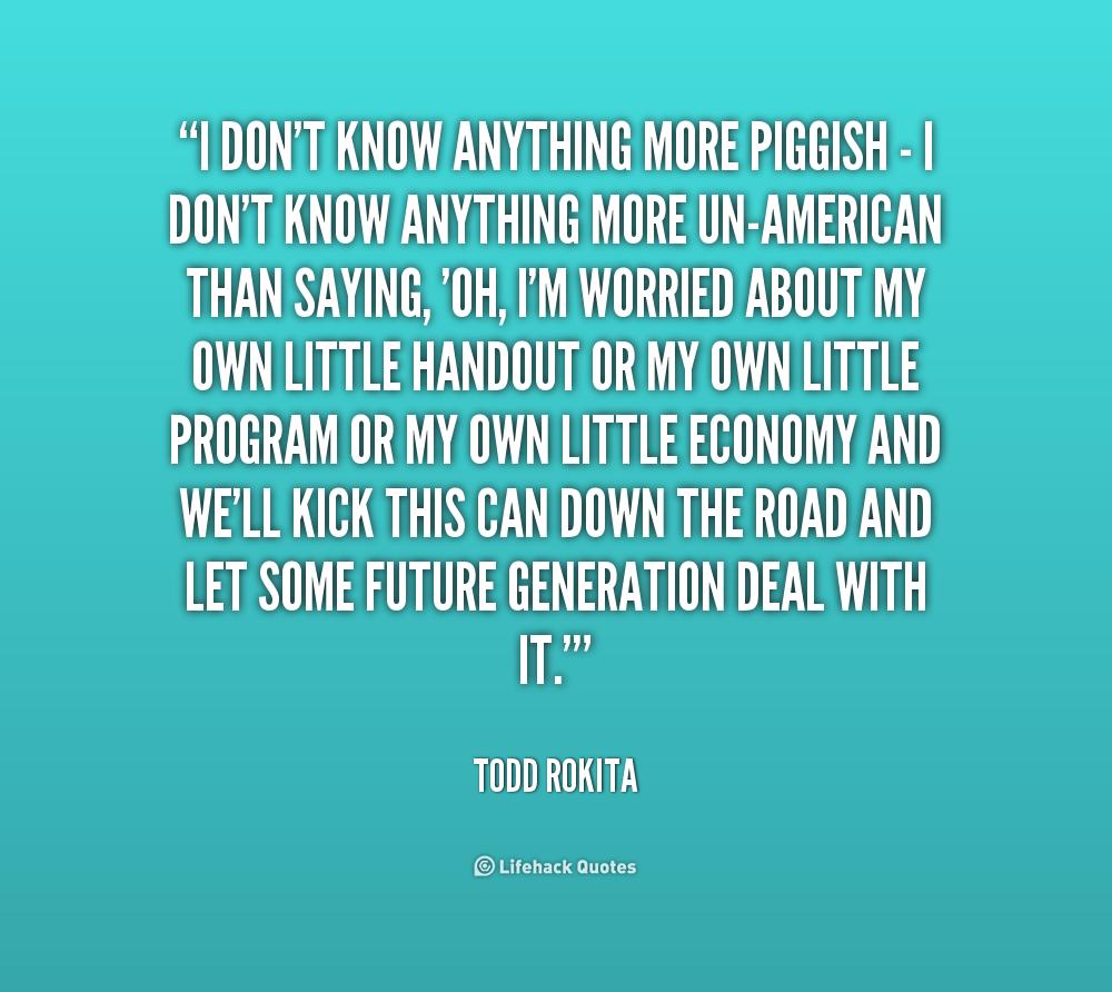 American Quotes: Un-American Quotes. QuotesGram