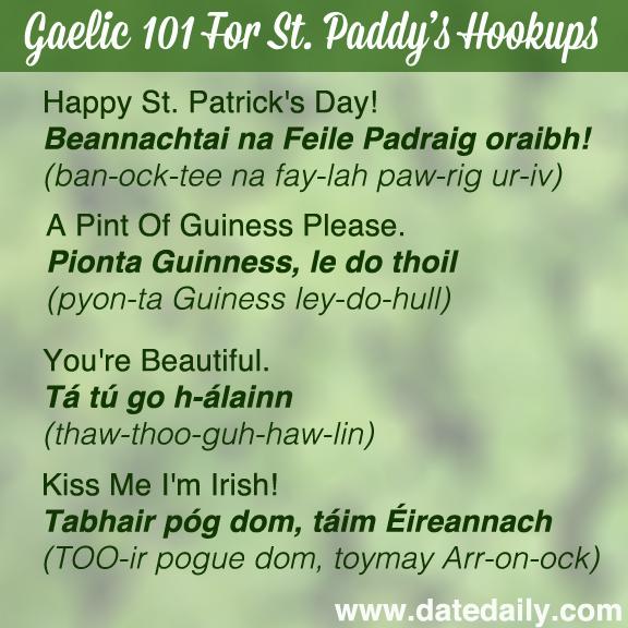 gaelic phrases