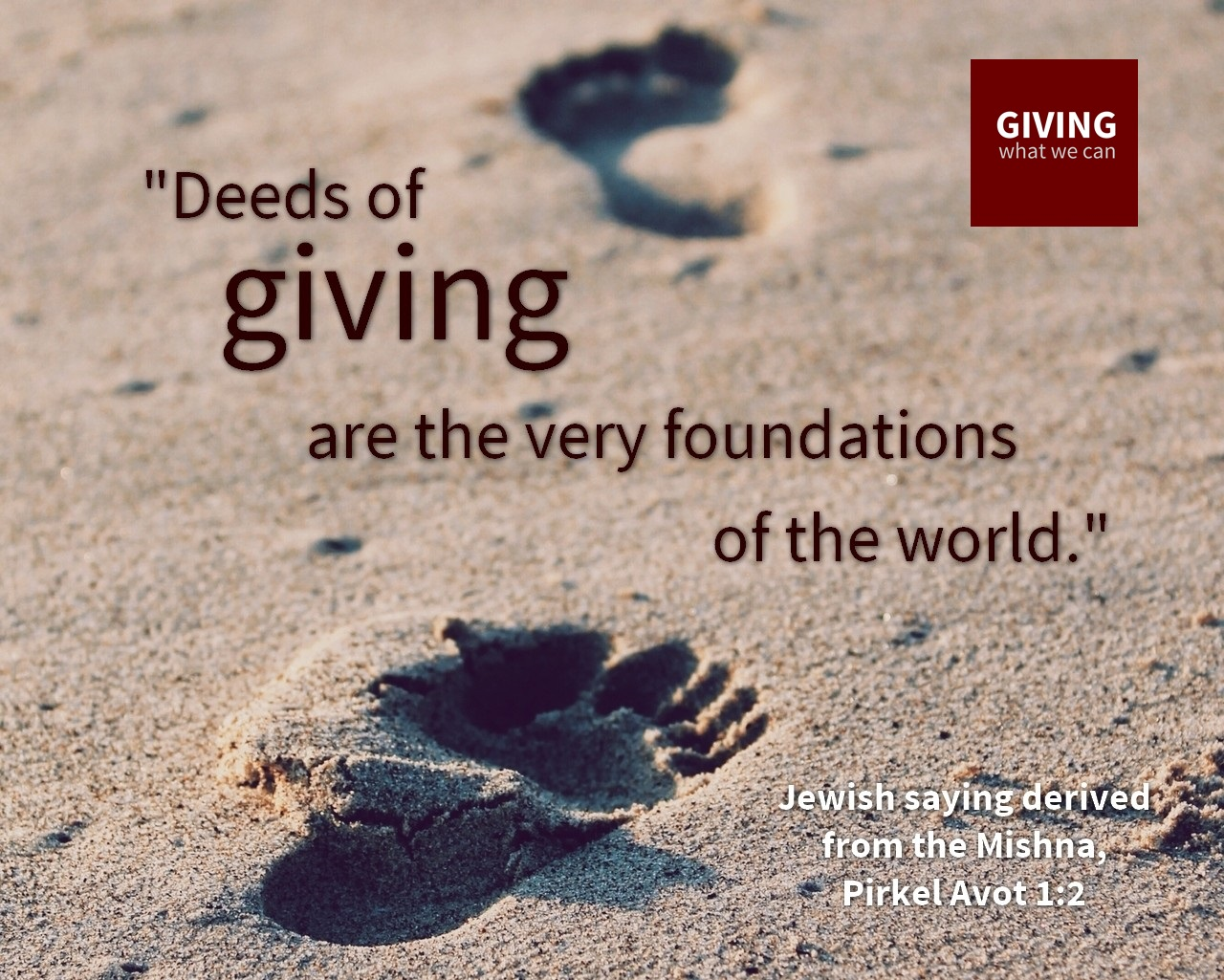 giving and charity Why donate: ten great reasons to give to charity.