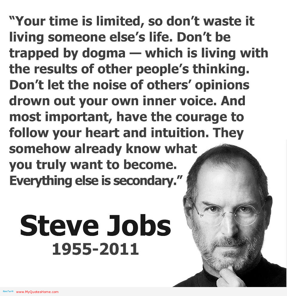 Inspirational Quotes By Steve Jobs: Inspirational Quotes About Loss Of A Loved One. QuotesGram