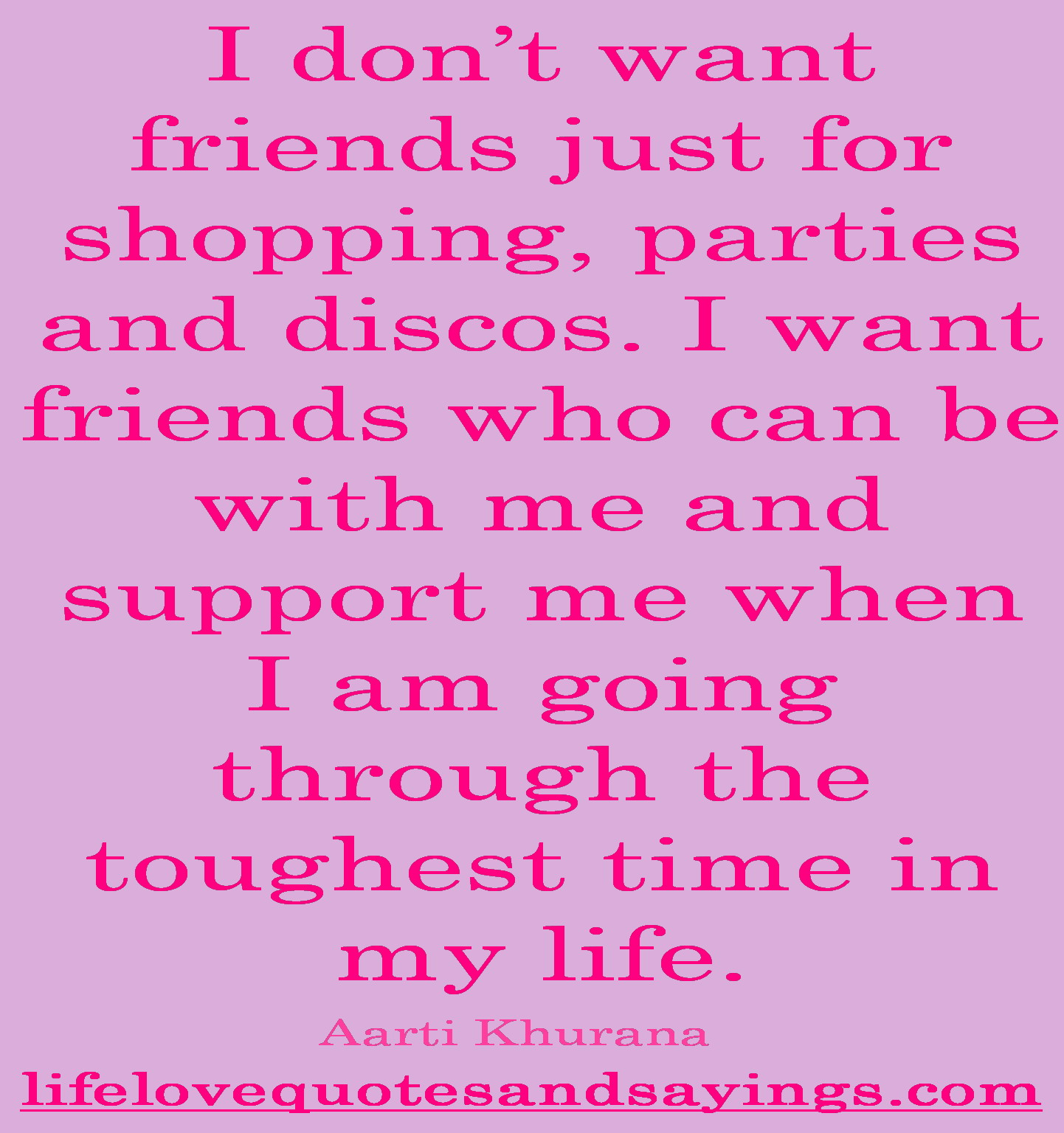 Friends Supporting Friends Quotes. QuotesGram