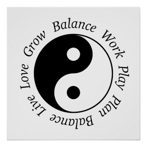 yin yang balance quotes quotesgram