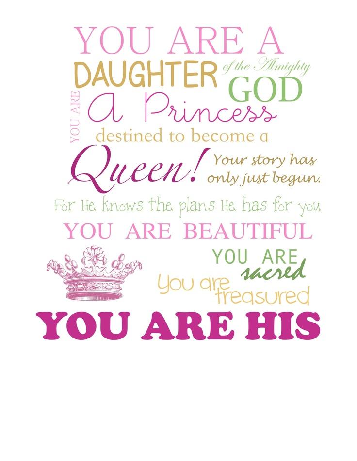 Princess Daughter Quotes. QuotesGram