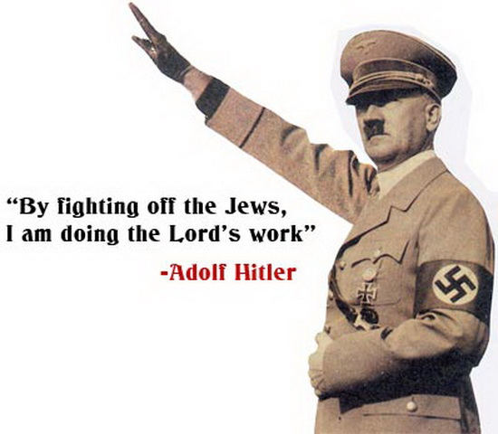 Quotes About Hitler Killing Jews Quotesgram