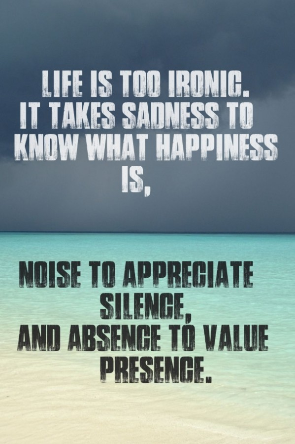 ironic quotes about life quotesgram