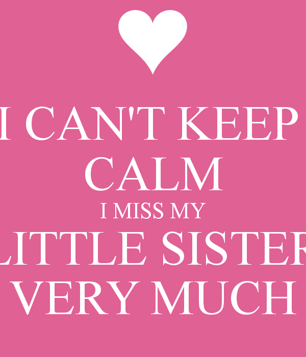 I Love My Big Sister Quotes: I Miss My Sister Quotes. QuotesGram