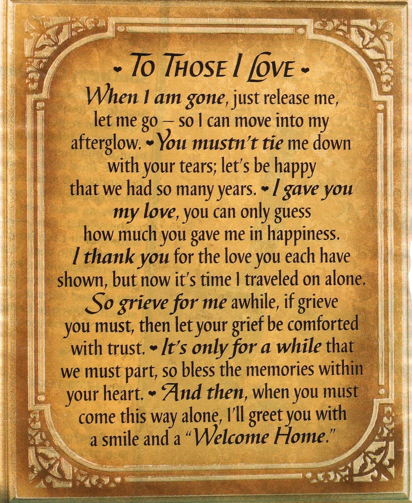 Mothers Final Farewell Quotes. QuotesGram