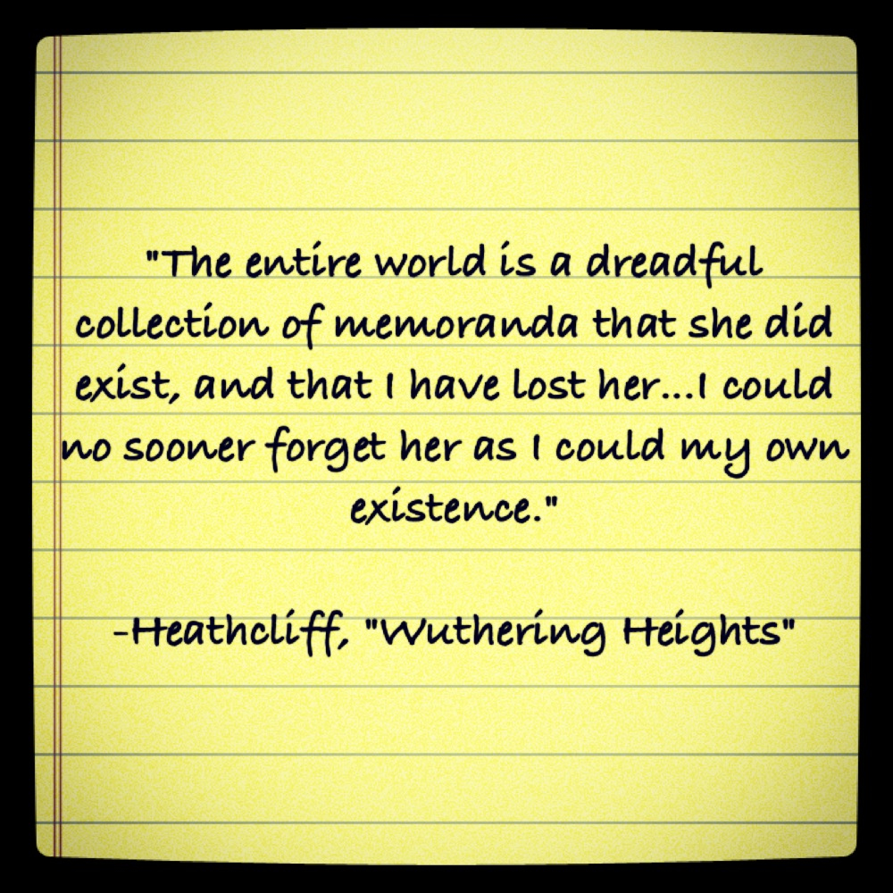wuthering heights isabella and heathcliff relationship quotes
