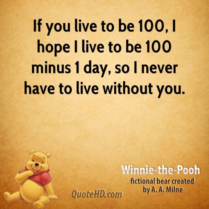 Pooh Quotes 100 Quotesgram